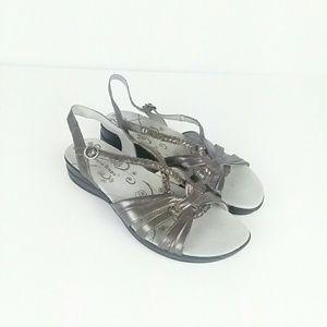 BareTraps Jacee slingback strappy sandal